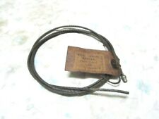 BSA CLUTCH INNER CONTROL CABLE NOS M20 M21 WD 1940 Onwards OEM 66-8569, 66-8570