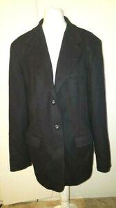 Marella Max Mara - wonderful jacket size 14 - wool / cashmere