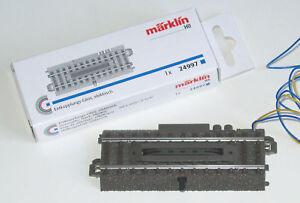 Märklin H0 24997 Electric Uncoupling Track C Track New
