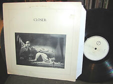 JOY DIVISION Closer Lp '80 orig Factory greece factxxv rare new order stereo !!