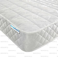 "4FT6 DOUBLE MICRO QUILTED OPEN COIL 6"" DEEP MATTRESS BRAND NEW MATTRESSES"