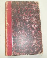 HISTOIRE NATURELLE DU JURA ET DES DEPARTMENTS VOISINS GEOLOGIE 1865