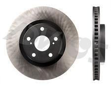 ADVICS A6F040 Front Disc Brake Rotor