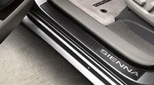 2011-2020 Sienna Ft Door Sill Protectors Pt747-08100-Ds Genuine Toyota Accessory