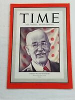 Time Magazine August 7 1939 Turfman Woodward Charlie Chaplin Great Dictator