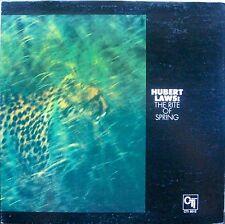"HUBERT LAWS ""Rite of Spring"" LP VG+ CTI 6012 Rudy Van Gelder Vinyl 1971"
