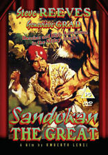 DVD:SANDOKAN THE GREAT - NEW Region 2 UK
