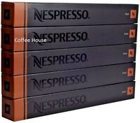 50 New original Nespresso Cosi flavour coffee Capsules Pods UK