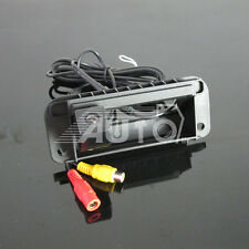 Car Trunk Handle Rear View Camera for Mercedes Benz C Class W204 C230 C200 C180