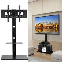 "Heavy Duty Floor TV Stand Mount Pedestal Base Fit 32-65"" Samsung LG Sony Vizio"