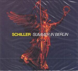 Schiller / Summer in Berlin  - Deluxe Edition inkl. Live-Konzert (2 CDs, NEW!)
