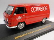Fourgons miniatures pour Mercedes 1:43