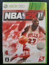 NBA 2K11 Japanese Xbox 360