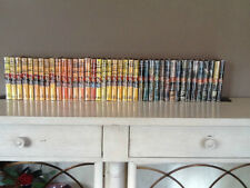 COMPLETE SET LOT HARDY BOYS BOOKS & FAUX DJ (YELLOW OR WRAP)