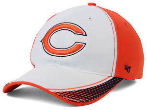 Chicago Bears 47 Brand NFL Battlehawk 47 Closer Football Cap Hat L/XL