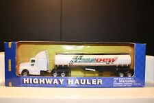 ROAD TRACK HIGHWAY HAULER MAISTO Mountain DEW  (A) # 11021W