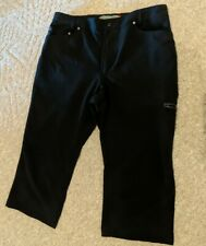 BONTRAGER COMMUTING KNICKER Pants & Padded Liner size L Cycling Model #9544 EUC