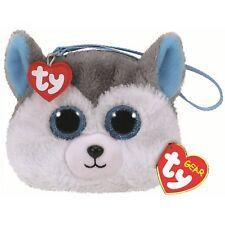 Ty Beanie Babies Ty Gear 95206 Slush the Husky Boo Wristlet