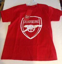 Arsenal Gunners FC Cotton Logo Tee Size: XX-Large XXL