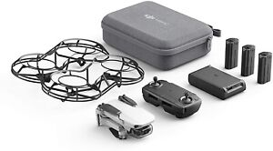 DJI Mavic Mini Camera Drone - Fly More Combo (With One Additional Battery)