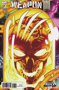 Weapon H Comic 7 Cover B Cosmic Ghost Rider Variant Chris Stevens First Print