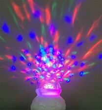 Table Top LED Projector, Party Light Multi Color Starburst Light Effects