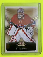 2015-16 Fleer Showcase #51 Carey Price Montreal Canadiens