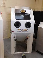 Vapour Aqua Wet Blasting Cabinet UK manufactured from £6995 + VAT