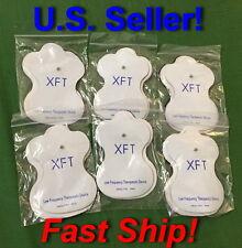 XFT Electrode Pads (12) - Digital Massage - Gold Hand XFT-320 XFT-502 Compatible