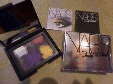 Andy Warhol Palette D'ombres Eye Shadow  - Flowers #1 for Women, 0.42 oz  NIB
