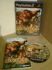Cabela's Dangerous Hunts Playstation 2 PS2 *OVP*