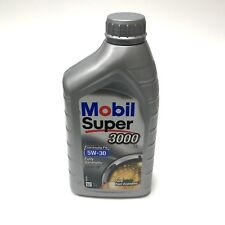 Mobil Super 3000 X1 Formula FE 5W-30 Fully Synthetic Motor Oil 1L Ford 913C