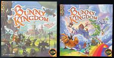Bunny Kingdom + Erweiterung - Brettspiel - Richard Garfield - IELLO - NEUWERTIG