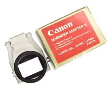 Canon Magnifer Adapter S for A1,AE Model