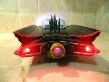"""WORKING LIGHTS"" 1966 BATMOBILE 1/18 Custom Diecast Car Adam WEST Batman  Ut Rar"