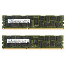 2x 4gb8gb ddr3 1333 MHz/1066 MHz RAM ECC Apple Mac Pro 4,1 5,1 pc3-10600