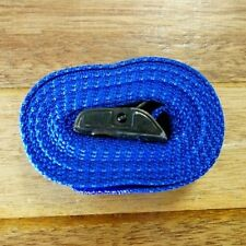 Fasty Strap - 2.0m / 200cm Blue 25mm Wide 400KG Load Rated