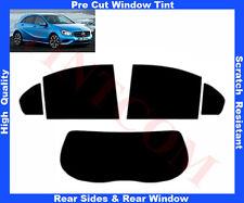 Pre-Cut Window Tint Mercedes A Class 5D 12-.. Rear Window & Rear Sides Any Shade