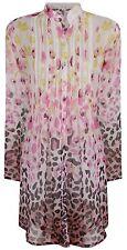 Chiffon Animal Print Tops & Shirts for Women