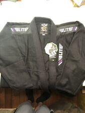 *New* Elite Sports Bjj Gi For Men Ibjjfkimono Bjj Jiujitsu