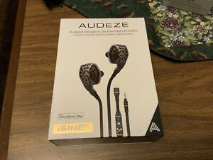 Audeze iSine 20 W/Cipher And 3.5mm Cables, And More
