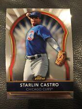 2011 Topps Finest - STARLIN CASTRO #33