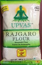 Amaranth, Rajgaro Flour 400 Gms Free Shipping