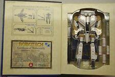 "Toynami Robotech Masterpiece VF-1A Ben Dixon Veritech Fighter ""MIB"""