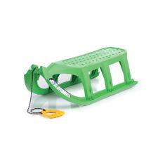 Schlitten Kinderschlitten Winter grün Kunststoff TATRA