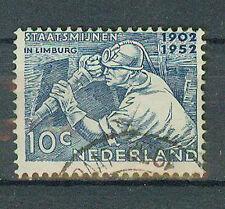 Briefmarken Niederlande 1952 Staatskohlenminen Limburg Mi.Nr.587