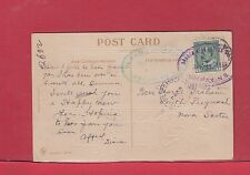 3 x Dead Letter Office DLO Vancouver, Halifax oval & circle RETURNED FOR POSTAGE