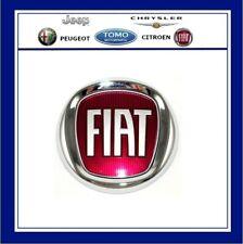 Genuine New Fiat Doblo Grande Punto Panda Rear Tailgate Boot Badge 6001073020