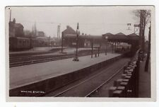 SURREY, WOKING, THE RAILWAY STATION, RP