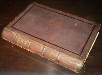 RARE, FIRST EDITION, JOHN JAMES AUDUBON, THE BIRDS OF AMERICA, 1844, VOL VII